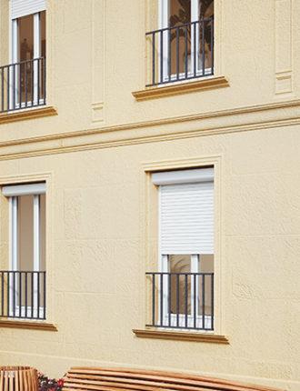 Bloc baie rénovation fenêtre oscillo-battant Effybelle²