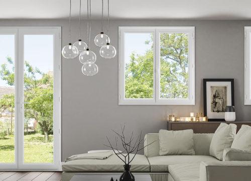 Fenêtres PVC EFFYBELLE2 Blanc